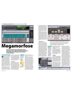 Steinberg WaveLab Pro 9 audio editor & mastering suite