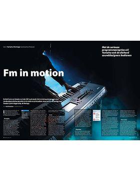 Yamaha Montage keyboardsynthesizer