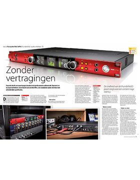 Focusrite Red 4Pre thunderbolt2-audio-interface
