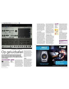 Sugar Bytes Factory plug-in synthesizer