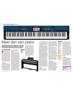 Casio Privia Pro PX-560M digitale piano