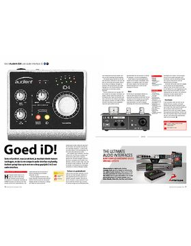 Audient iD4 usb-audio-interface