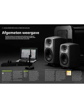 Genelec 8340A SAM monitor en 7360A SAM subwoofer