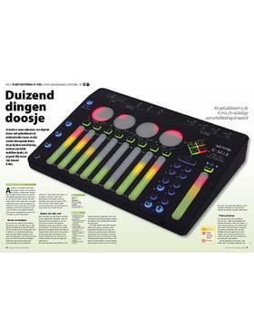 Keith McMillen K-Mix mixer/geluidskaart/controller