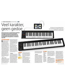 Nektar Impact GX49 keyboardcontroller