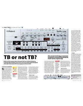 Roland TB-03 bas-synthesizermodule