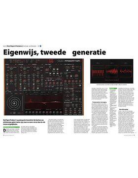 Rob Papen Predator 2 virtuele synthesizer