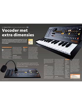 Roland VP-03 vocoder/string synthesizer/sequencer