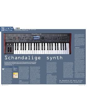 Behringer DeepMind 12 analoge keyboardsynthesizer