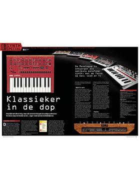Korg Monologue analoge monofone keyboardsynthesizer