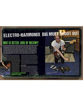 Big Muff Shoot Out!