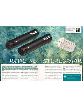Røde M5-microfoons