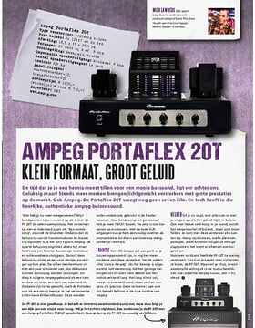 Ampeg Portaflex 20T