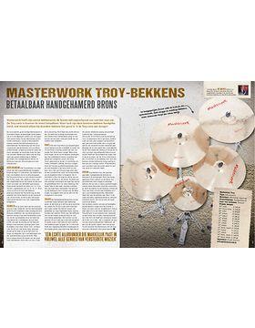 Masterwork Troy-bekkens
