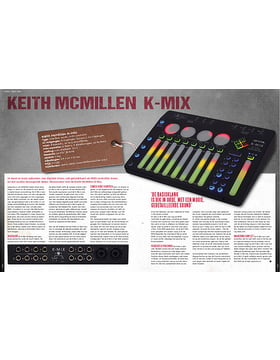 Keith McMillen K-Mix