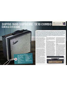 Supro 1600 Supreme gitaarcombo