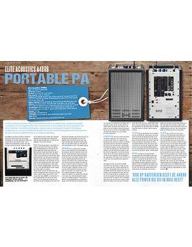 Elite Acoustics A4BR8