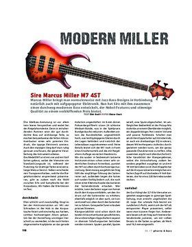 Sire Marcus Miller M7 4ST