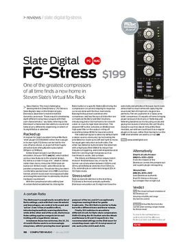 Slate Digital F G-Stress