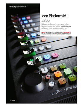 Icon Platform M