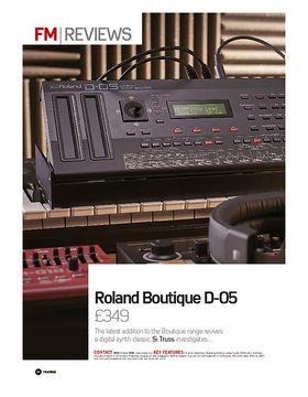 Roland Boutique D-05
