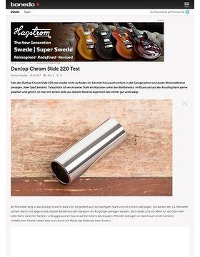 Dunlop Chrom Slide 220