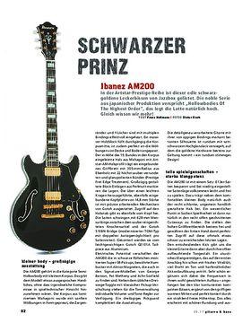 Ibanez AM200