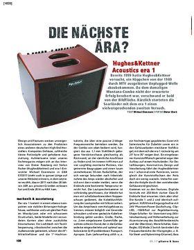 Hughes&Kettner Acoustics era 1