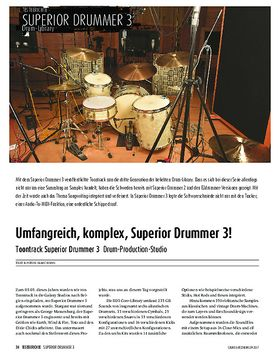 Superior Drummer 3 Upgrade