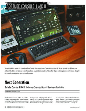 Softube Console 1 Mk II