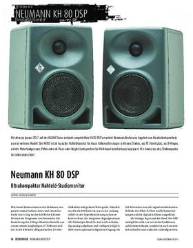 Neumann KH 80 DSP