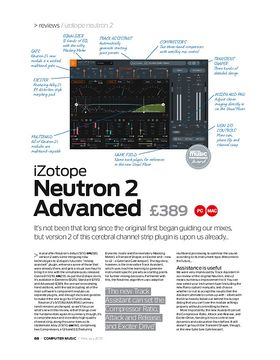 iZotope Neutron 2 Advanced