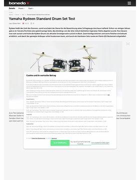 Yamaha Rydeen Standard Drum Set