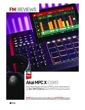 Akai MPC X