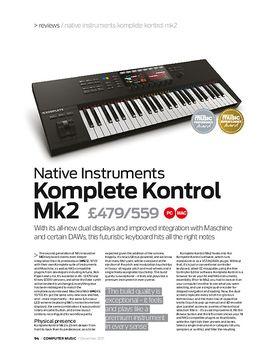 Komplete Kontrol mk2