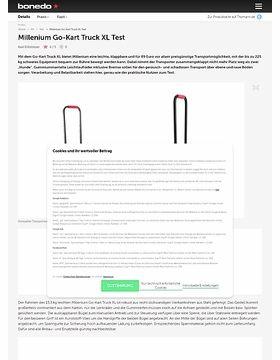 Go-Kart Truck XL
