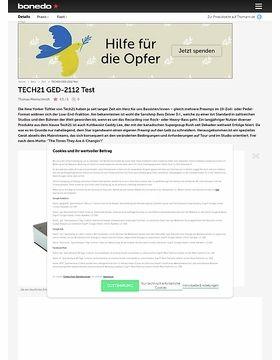 TECH21 GED-2112