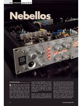 Nebellos Avalon VT-737 SP