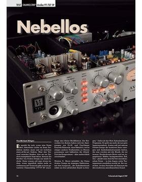 Nebellos Avalon VT-737 SP