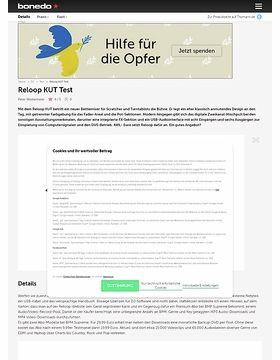 Reloop KUT