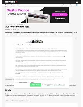ACL Audiointerface