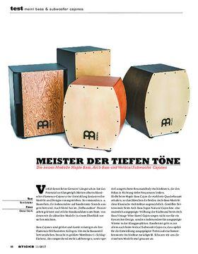 Meinl Bass & Subwoofer Cajones