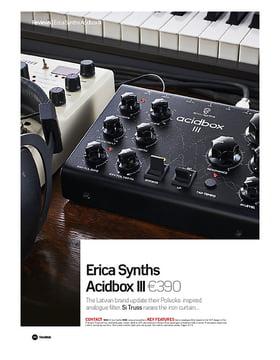 Erica Synths Acidbox III