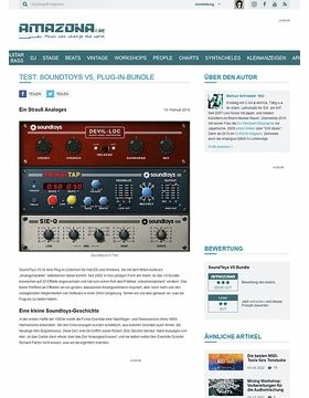 SoundToys V5