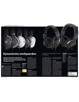 Yamaha HPH-MT5 en HPH-MT8