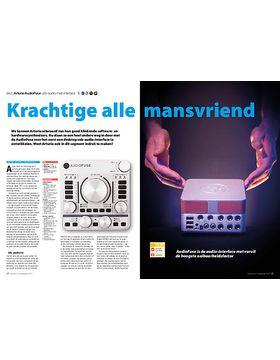 Arturia AudioFuse usb-audio/midi-interface
