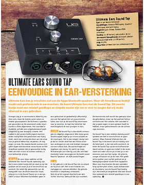 Ultimate Ears Sound Tap