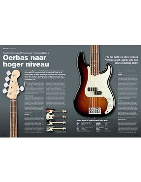 Fender American Professional Precision Bass V