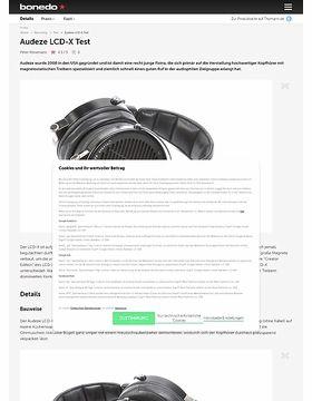 Audeze LCD-X