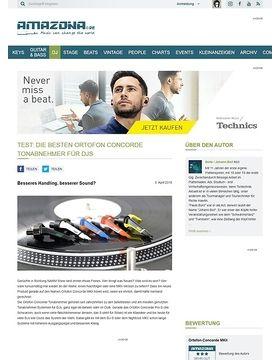 Die besten Ortofon Concorde Tonabnehmer für DJs